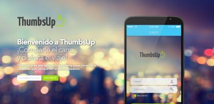 Webpage ThumbsUp