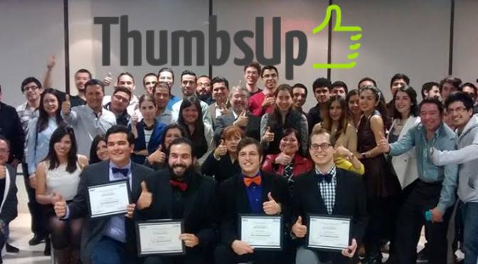 SOY EMPRENDEDOR: Cena con el equipo #ThumbsUp – Lo contamos todo –