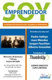 Poster San Pedro