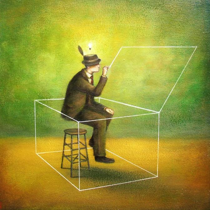 Startups ¿Por qué no siempre es bueno pensar AFUERA de la caja?
