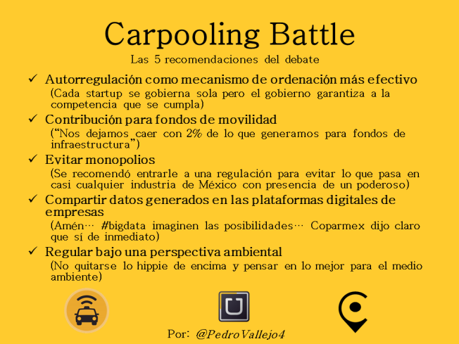 Carpooling Battle