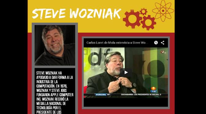 NOMADX – ¿Qué nos dijo nuestro amigo Steve Wozniak @MTY?
