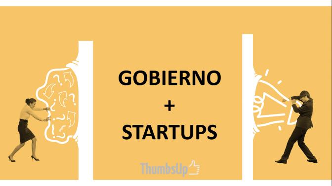Gobierno + Startups : Guía de emprendimiento colaborativo (desde el 3er Informe de SPGG)