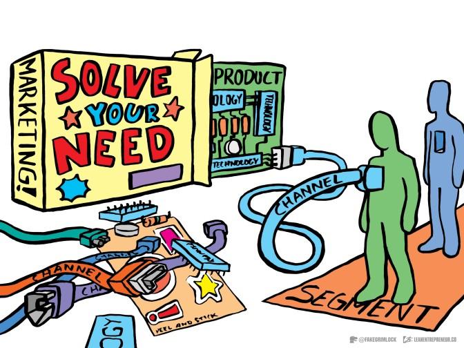 ¿Qué puede aprender un emprendedor de un mercadólogo? (+ de lo que ves en Marketing 01)