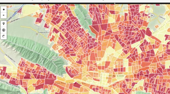 ¿Qué hace la gente en Monterrey? – Los datos nos cuentan (Ejercicio con check-ins de Foursquare)