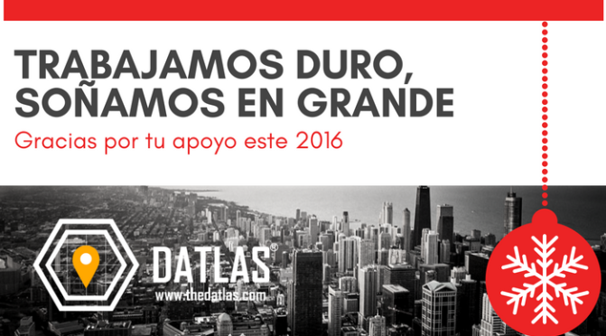 2016: Terapia de datos – Datlas