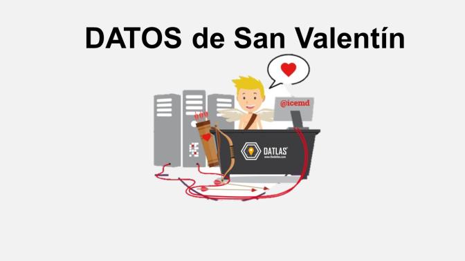 San Valentín Data – el día #1 para ….