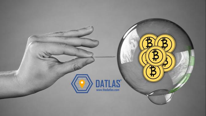 El espejismo del #Bitcoin ¿Una burbuja? – Datlas Facts