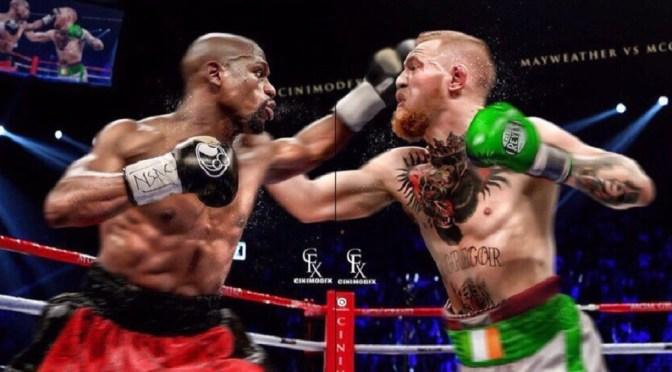 Mayweather vs McGregor ¡Apuesta segura! con nuestras #DataPredictions