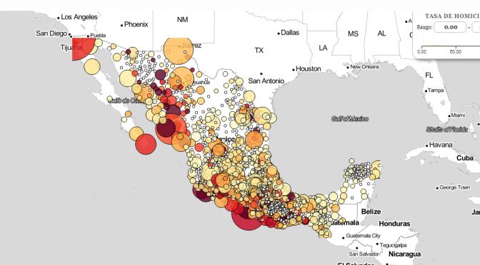 La inseguridad en México, ¿Percepción o Realidad? – Datlas Research