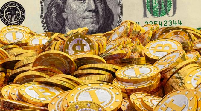 Muerto el dólar, ¡Viva… ¿las criptomonedas? ¿el yuan?!