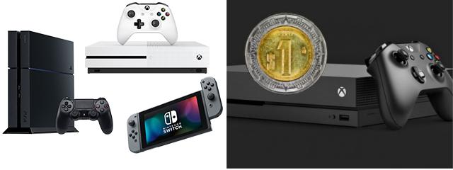 ¿Xbox One X a $1.00? y las consolas de videojuegos