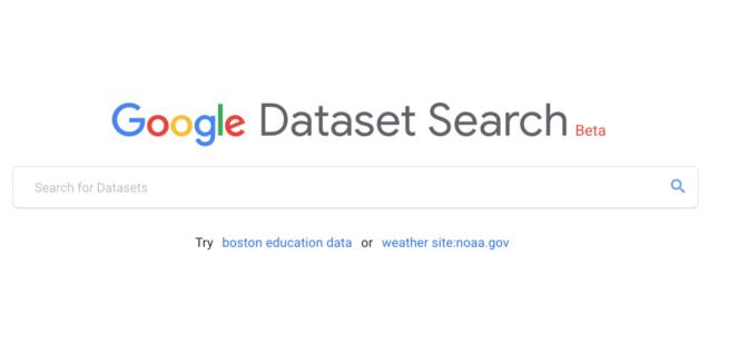 Google Dataset – Tu buscador de bases de datos.