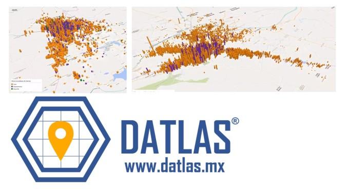 ¿Dónde cuesta más el piso: Jalisco o Nuevo León? – Datlas Visual Research