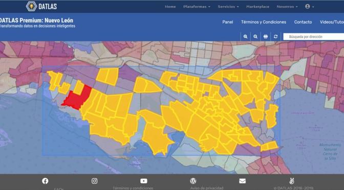 ¿Cómo encontrar clientes potenciales usando mapas? – Datlas Caso de Uso
