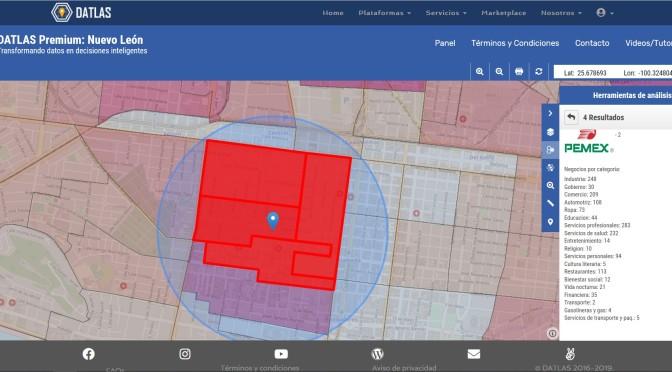 ¿Cómo definir la vocación de un terreno usando mapas? -Datlas Casos de Uso