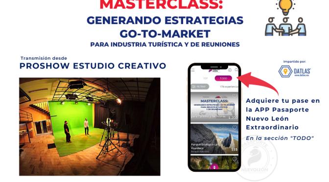Masterclass: Estrategias Go-To-Market para el sector turismo y reuniones