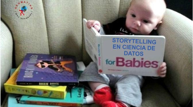 4 P's de Storytelling con datos – iNVESTIGACIÓN dATLAS