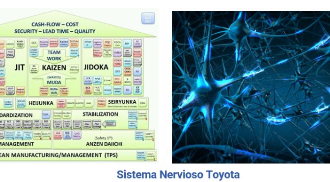 """Qué podemos aprender los equipos de datos del """"Sistema Nervioso Toyota"""" – Datlas emprendedores"""