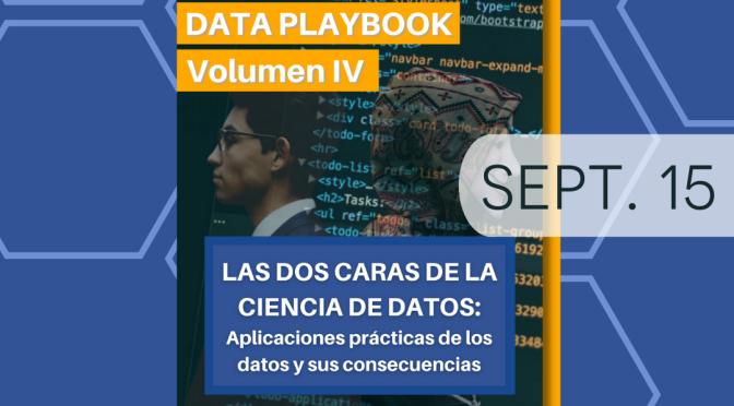 LANZAMIENTO DATA PLAYBOOK IV: 2 Caras de la Ciencia de Datos – Ecosistemas Datlas